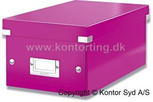 Find en boks til cd'er og andet på nettet (foto: kontorting.dk)