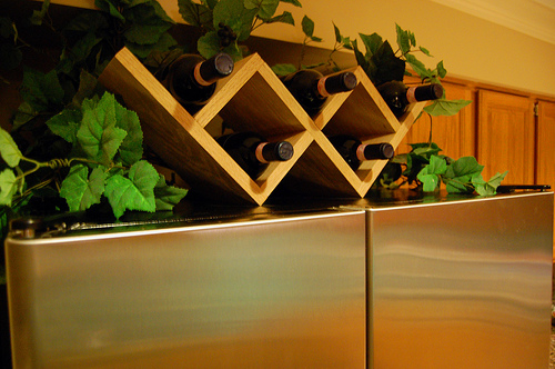 Wine Rack photo